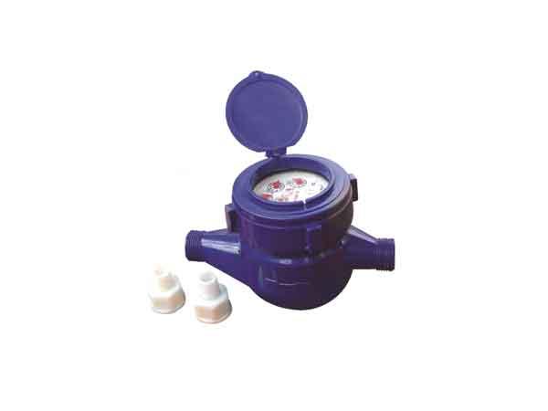 Environment-friendly plastic water meter LXSS-15E-20E