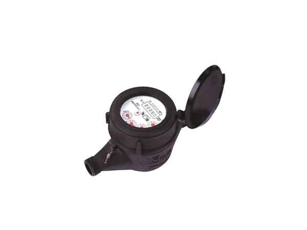 Environment-friendly plastic water meter LXSSR-15E-20E
